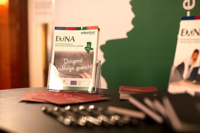 Projekt ExNa Flyer