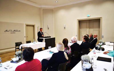 Die EVENTUS Wirtschaftsberatung GmbH als neues Mitglied und Partner des LVGA