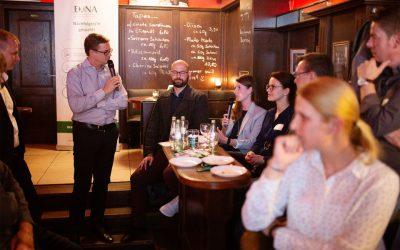 """""""Einfach mal machen"""" – Das Projekt ExNa lud in die Xampanyeria ein"""