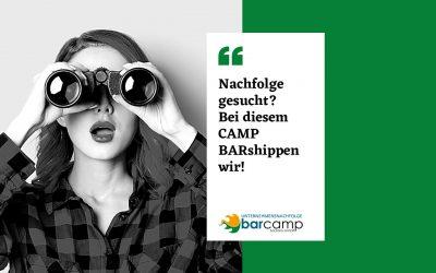 Das erste UnternehmensnachfolgeBarCamp