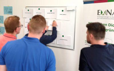 """Unser erster ExNa-Workshop """"Changemanagement"""""""