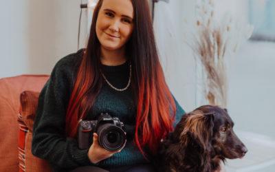 Bitte lächeln! Das Fotoatelier Augenblicke hat eine neue Inhaberin