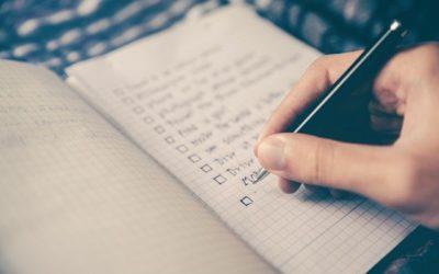 Checkliste zur Unternehmensnachfolge